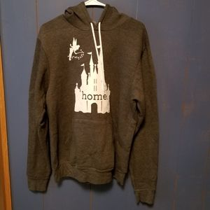 Disney Castle Home Hoodie Sweatshirt
